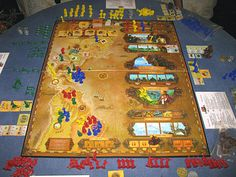 Age of Empires - board game
