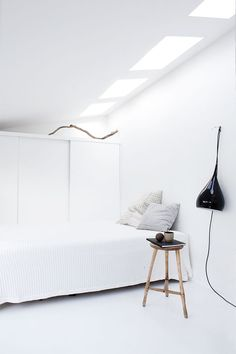 Cool! Dit huis is echt helemaal wit (via Bloglovin.com )