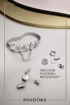 f8692bfc4 Style a fresh new look with a bracelet you can wear in limitless ways. New  PANDORA Reflexions™ is a modern yet timeless collection with hand-crafted  charms ...