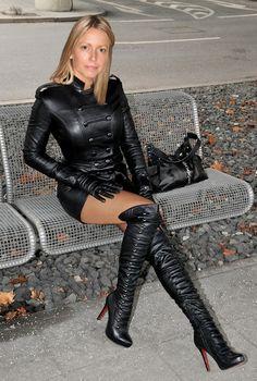 Leather Fashion zz