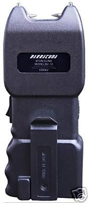 The Barracuda BC-10 Stun Gun. A one million volt stun gun pairing classic styling with the latest technology. Pinned from www.extremedefens...