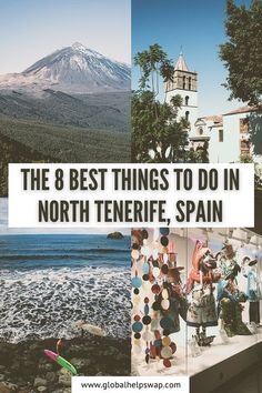 Visiting to North Tenerife? Then this list of things contains the 8 best things to do in North Tenerife! Including indoor & outdoor activities! The best attractions, landmarks, museums, family activities, restaurants and fun things to do and see in North Tenerife for all ages! Best Things To Do In North Tenerife, Spain! Top things to do in Teneriffe #tenerife #canarias #spain#tenerifesur #santacruzdetenerife #teneriffa #NorthTenerife #TravelSpain #Europe #EuropeDestinations Europe Travel Guide, Spain Travel, Travel Destinations, Portugal Travel, Travel Plan, Travel Advice, Travel Guides, Family Activities, Outdoor Activities
