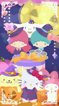 Sanrio Witches & Wizards