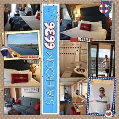 DCL STATEROOM LAYOUTS - Page 3 - MouseScrappers.com