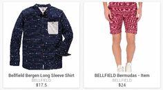SAVE on shopping #Bellfield for #Men