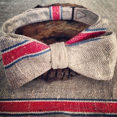 The Tom Joad by ProperNeckwear on Etsy, $96.00