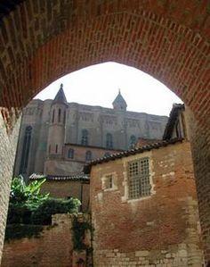 Albi France, Toulouse -Lautrec Museum