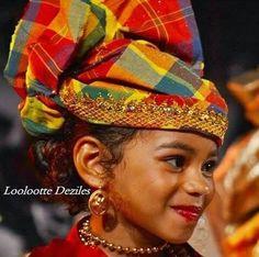 Coiffe créole | Martinique: Biguine,Mazurka,Quadrille,Haute-Taille ...