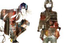 Sophie Grotto, designer. #art #illustration #design