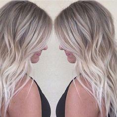 Beautiful hair via @eyupaltn61 Follow @beautyandthebloom #beautyandthebloom