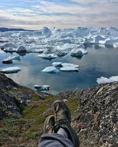 The trip to Greenland has been the best thing we've done so far. Easily. We have to come back nothing we know of comes close to the greatness of nature here!! #greenlandpioneer #iceberg #ilulissat #greenland #roamtheplanet #nature_skyshotz #nature_obsession_landscapes #keepitwild #getoutthere #thegreatoutdoors #intothewild #nature_prefection #globalglimpses #thenomadgram #savoteur #winteriscoming #abovethearcticcircle #polarkreis #whataview #amazingearth #addressplanetearth…