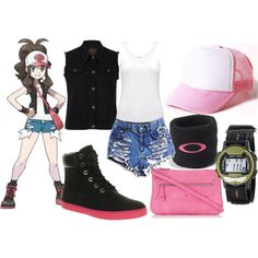 """""""Hilda"""" by katewithpaint on Polyvore"""