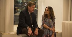 "Sarah Jessica Parker & Thomas Haden Church Discuss Their Favorite Moments From ""Divorce: Season One"""