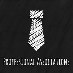 professional organizations or associations
