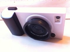 iPhone Case Camera with Stand for iPhone 4 4s by xxeightiesxx, $9.99