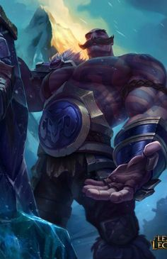 League Of Legends Wallpaper Braum Background Images Wallpapers Wallpaper League Of Legends