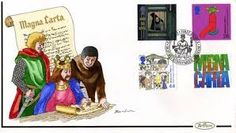 British Stamps 1999  - Millenium Series The Citizens' Tale FDC