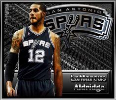 NBA Player Edit - LaMarcus Aldridge