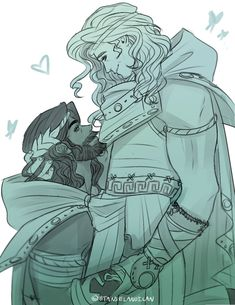 Otp, Achilles And Patroclus, Son Of Hades, Greek Mythology Art, Dragon Age Origins, Best Love Stories, Cartoon Games, Greek Gods, Gay Art
