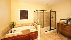 Awesome Master Bathroom.