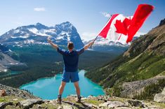 Yoho National Park, National Parks, Nanaimo Bars, Moving To Canada, How To Speak French, Canadian Rockies, Quebec City, Best Cities, British Columbia