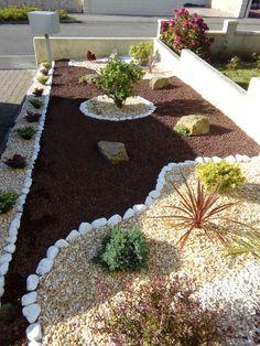 Jardin gravier