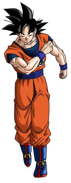 Goku - Torneo de los 12 Universos - DRAGÓN BALL SUPER
