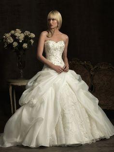 baracci wedding gown - Google Search
