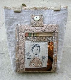Purses by Lydia - felted recycled wool