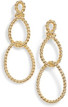 See the Women's Kate Spade Sailor Knot Statement Earrings. Gold Statement Earrings, Diamond Earrings, Fashion Jewelry, Women Jewelry, Kate Spade Earrings, Sailor Knot, Cute Jewelry, Ear Piercings, Jewels