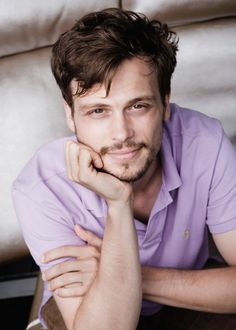 Matthew Gray Gubler Dr. Spencer Reid on Criminal Minds - he's so cute in such a nerdy way.
