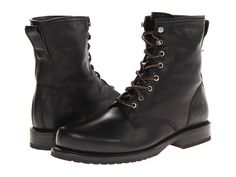 Frye Wayde Combat Brown Washed Antique Pull Up - Zappos.com Free Shipping  BOTH Ways
