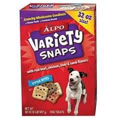 ALPO DOG TREATS VARIETY SNAPS LITTLE BITES 32 OZ @ The details can be found by clicking on the image. (This is an affiliate link and I receive a commission for the sales)