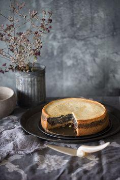 Mohn-Schmand Torte | Patrick Rosenthal