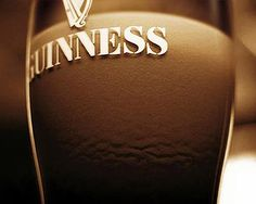 Black gold: Guinness