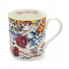 Halcyon Days The Magna Carta Mug
