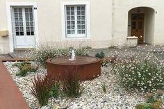 afficher l 39 image d 39 origine jardin pinterest corten bac et acier. Black Bedroom Furniture Sets. Home Design Ideas