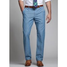 Chambords - Summer Blue - again, a colored trouser is essential for Spring