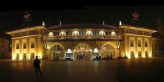Train Station-Adana/Turkey
