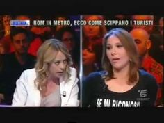 Meloni: Sei cittadino italiano povero rom o sinti? Ti metti in fila come tutti per casa popolare - YouTube