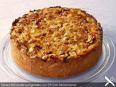 Apfel - Bienenstich -Torte