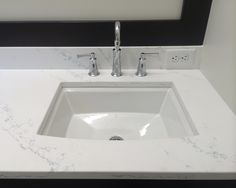 Msi Cashmere Carrara Quartz Kohler Archer Undermount Sink