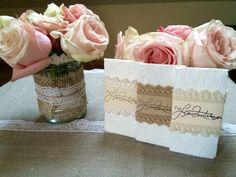 Freudentränen Gastgeschenk #vintage #wedding