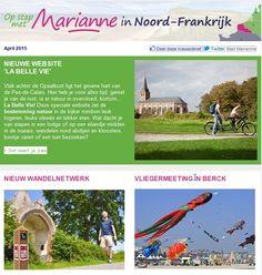 Toerisme Pas-de-Calais, Noord-Frankrijk | Wandelen in de Pas-de-Calais