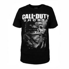 Shirt Call of Duty Game T-shirt Apparel