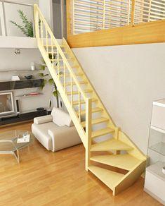 Деревянные лестницы для дома - компания Лесенка
