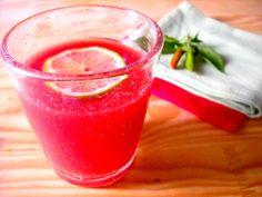Ricette Barbare: Spicy Tomato Juice