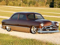 1950 Ford Sedan ...so epic