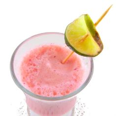 Pink Grapefruit Smoothie and Other Blushing Beauties