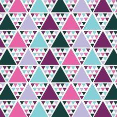 Here we go. 1/100 #the100dayproject #100daysofpatternsinpajamas #patterns #geometric